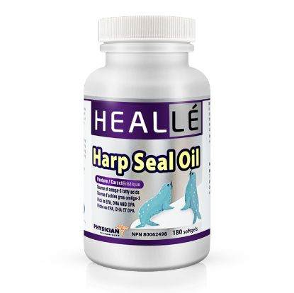 Picture of Healle Harp Seal Oil