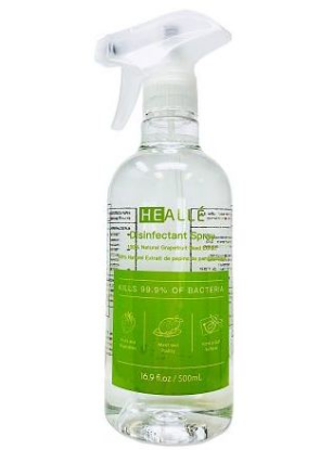 Picture of Healle Disinfectant Spray