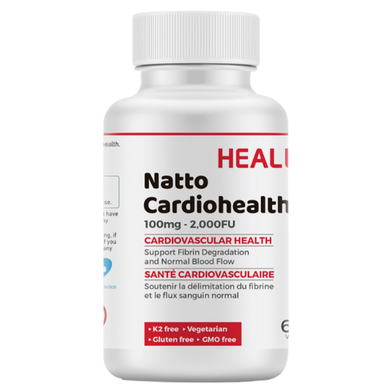 Picture of Healle Natto Cardiohealth