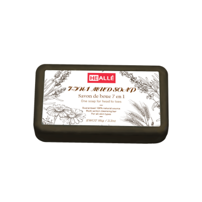 Picture of Healle 7-in-1 Mud Soap